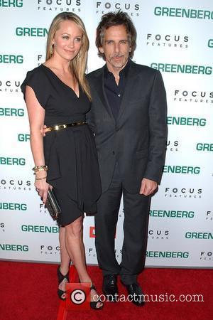 Christine Taylor and Ben Stiller Los Angeles Premiere of 'Greenberg' at the Arclight Hollywood - Arrivals Los Angeles, California -...