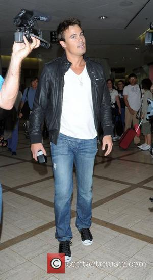 Gregory Michael arrives at LAX airport Los Angeles, California - 27.06.10
