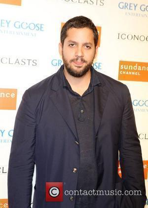 David Blaine  Grey Goose Entertainment celebrates Sundance channel's fifth season of 'Iconoclasts' at Lavo restaurant  New York City,...