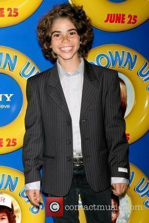 Cameron Boyce New York premiere of 'Grown Ups' at the Ziegfeld Theatre - Arrivals New York City, USA - 23.06.10