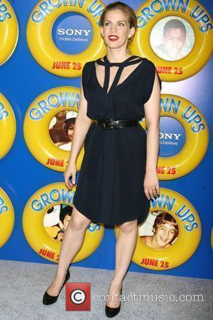 Anna Chlumsky New York premiere of 'Grown Ups' at the Ziegfeld Theatre - Arrivals New York City, USA - 23.06.10