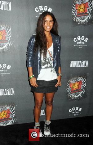 Joy Bryant 'Guitar Hero: Warriors Of Rock' Launch held at Paramount Studios Hollywood, California - 27.09.10