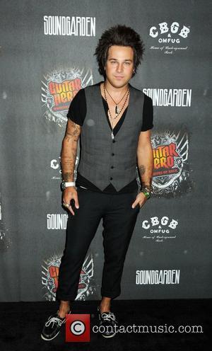Ryan Cabrera 'Guitar Hero: Warriors Of Rock' Launch held at Paramount Studios Hollywood, California - 27.09.10