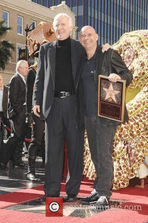 Cirque Du Soleil, Star On The Hollywood Walk Of Fame, James Cameron, Walk Of Fame