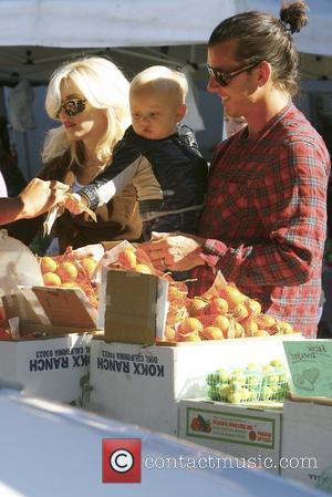 Gavin Rossdale and Gwen Stefani