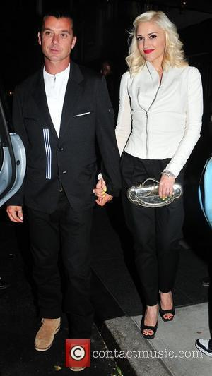Gwen Stefani, Gavin Rossdale and Midtown