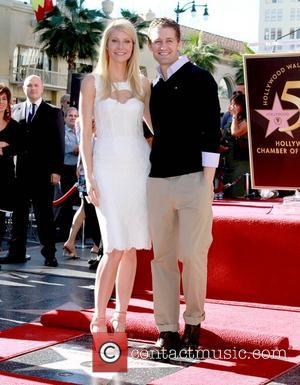 Gwyneth Paltrow and Matthew Morrison