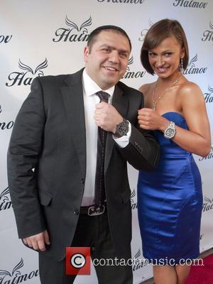 Igal Haimov and Karina Smirnoff