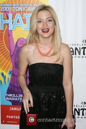 Lauren Storm Los Angeles Premiere of Hair held at the Pantages Theatre Los Angeles, California - 06.01.11