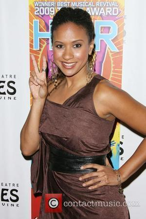 Tracie Thoms Los Angeles Premiere of Hair held at the Pantages Theatre Los Angeles, California - 06.01.11