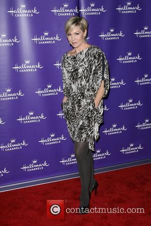Jennie Garth Hallmark Channel's Premiere Evening Gala Winter 2011 TCA Press Tour held at Tournament of Roses House Pasadena, California...