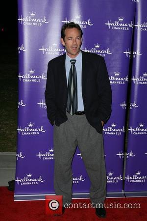 Luke Perry Hallmark Channel's Premiere Evening Gala Winter 2011 TCA Press Tour held at Tournament of Roses House Pasadena, California...