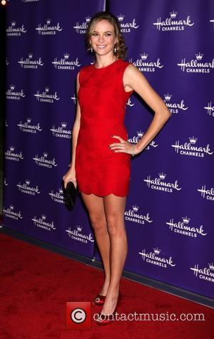 Danielle Panabaker   Hallmark Channel's Premiere Evening Gala Winter 2011 TCA Press Tour held at Tournament of Roses House...
