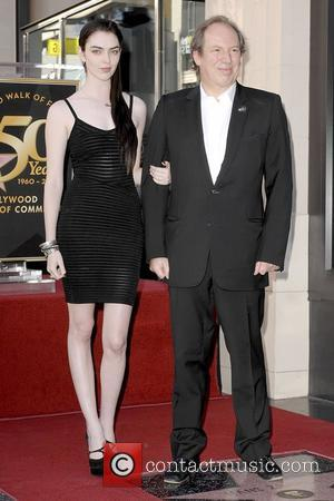 Zoey Zimmer and Hans Zimmer German composer and music producer Hans Zimmer receives a star on The Hollywood Walk of...