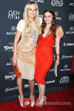 Malin Akerman and Kate Mara
