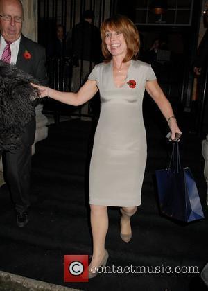 Guest,  Harper's Bazaar Women Of The Year Awards - Departures. London, England - 01.11.10