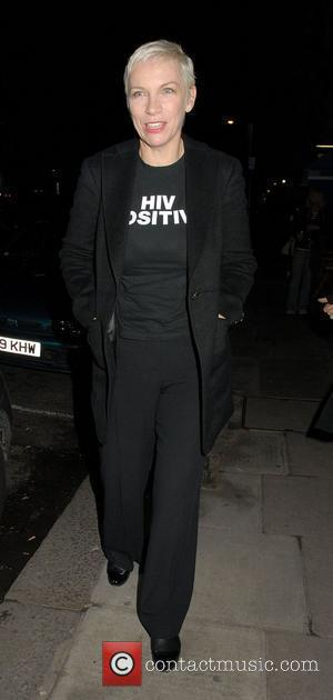 Annie Lennox,  Harper's Bazaar Women Of The Year Awards - Outside Arrivals. London, England - 01.11.10