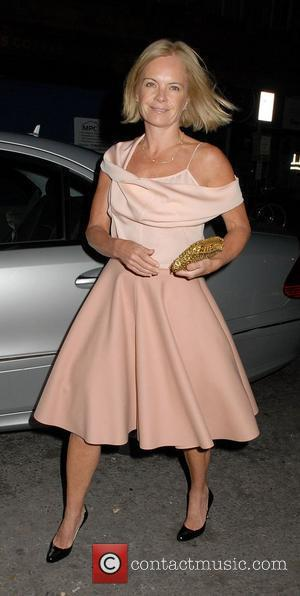 Mariella Frostrup,  Harper's Bazaar Women Of The Year Awards - Outside Arrivals. London, England - 01.11.10