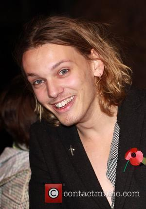 Jamie Campbell Bower and Harry Potter