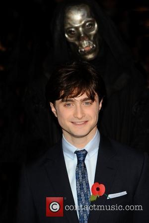 Radcliffe Won't Make Hollywood Move