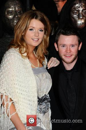 Devon Murray and Harry Potter