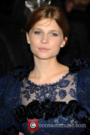 Clemence Posey  World Premiere of 'Harry Potter and the Deathly Hallows Part 1' held at the Odeon Leicester Square...