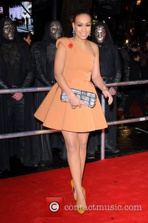 Rebecca Ferguson  World Premiere of 'Harry Potter and the Deathly Hallows Part 1' held at the Odeon Leicester Square...