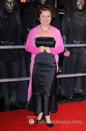 Imelda Staunton  World Premiere of 'Harry Potter and the Deathly Hallows Part 1' held at the Odeon Leicester Square...