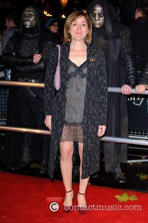Sophie Thompson  World Premiere of 'Harry Potter and the Deathly Hallows Part 1' held at the Odeon Leicester Square...