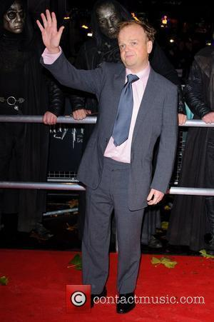 Toby Jones   World Premiere of 'Harry Potter and the Deathly Hallows Part 1' held at the Odeon Leicester...