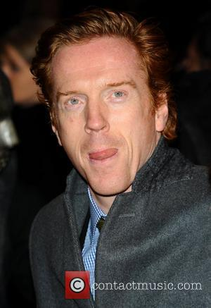 Damien Lewis World Premiere of 'Harry Potter and the Deathly Hallows Part 1' held at the Odeon Leicester Square -...