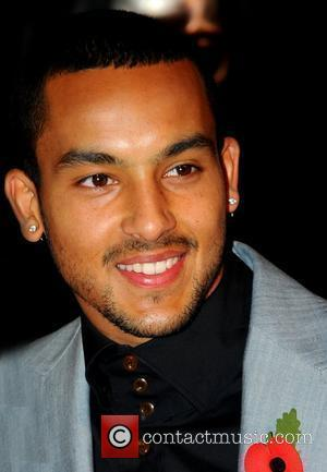 Theo Walcott World Premiere of 'Harry Potter and the Deathly Hallows Part 1' held at the Odeon Leicester Square -...