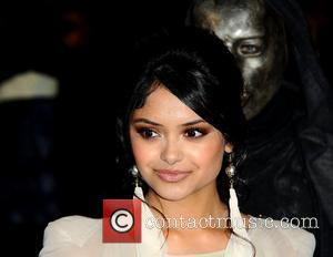 Afshan Azad  World Premiere of 'Harry Potter and the Deathly Hallows Part 1' held at the Odeon Leicester Square...
