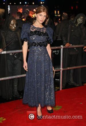 Clemence Posey World Premiere of 'Harry Potter and the Deathly Hallows Part 1' held at the Odeon Leicester Square -...