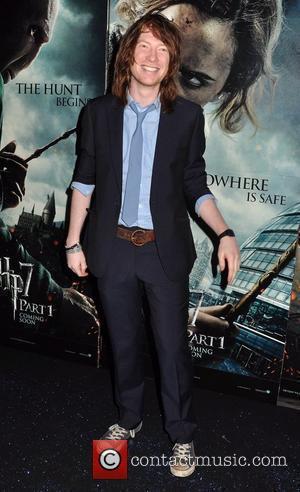 Domhnall Gleeson  Irish premiere of 'Harry Potter and the Deathly Hallows Part 1' Dublin, Ireland - 15.11.10