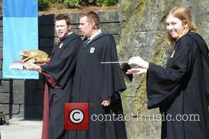 The Wizarding World of Harry Potter at Universal Studios. The official opening of the �125m attraction is set for the...