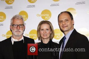 John Slattery, Cynthia Nixon, One Night Only and The New World