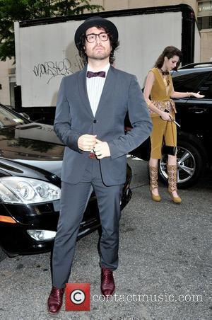 Sean Lennon leaving the Carlyle Restaurant at the Rosewood Hotel New York City, USA - 03.05.10