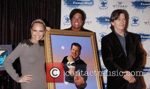 Kristin Chenoweth and Sean Hayes