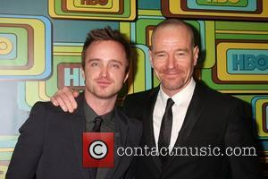 Aaron Paul, Bryan Cranston and HBO