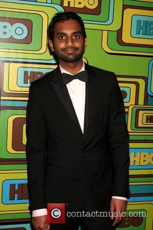 Aziz Ansari, Golden Globe Awards, HBO, Beverly Hilton Hotel