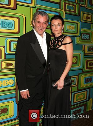 Danny Huston and Hbo