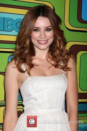 Arielle Vandenberg The HBO Golden Globe Party 2011 held at Circa 55 at the Beverly Hilton Hotel Beverly Hills, California...