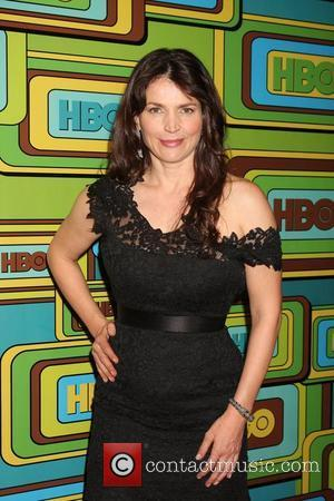 Julia Ormond The HBO Golden Globe Party 2011 held at Circa 55 at the Beverly Hilton Hotel Beverly Hills, California...