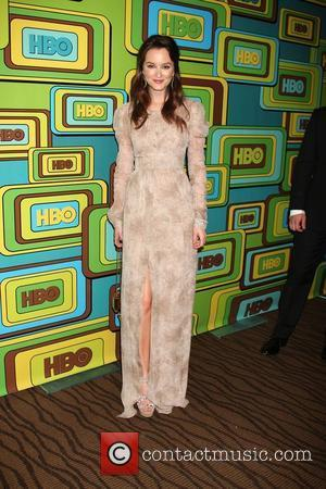 Leighton Meester and HBO