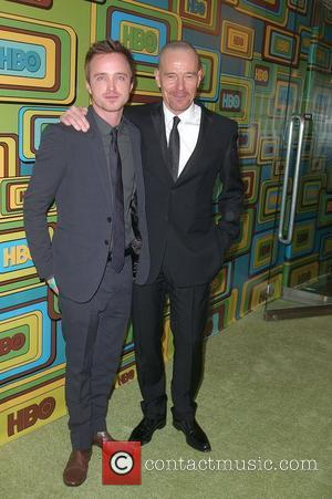 Golden Globe Awards, HBO, Bryan Cranston, Aaron Paul