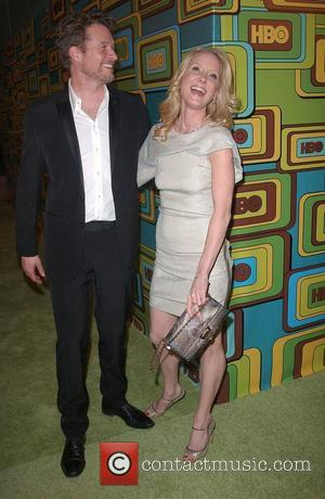 James Tupper and Anne Heche HBO's Post 2011 Golden Globe Awards Party held at Circa 55 at The Beverly Hilton...