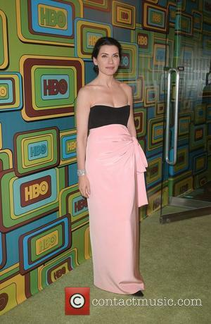 Julianna Margulies and HBO
