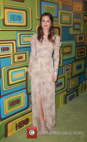 Leighton Meester HBO's Post 2011 Golden Globe Awards Party held at Circa 55 at The Beverly Hilton Hotel- Arrivals Beverly...