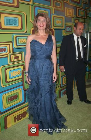 Nia Vardalos HBO's Post 2011 Golden Globe Awards Party held at Circa 55 at The Beverly Hilton Hotel- Arrivals Beverly...